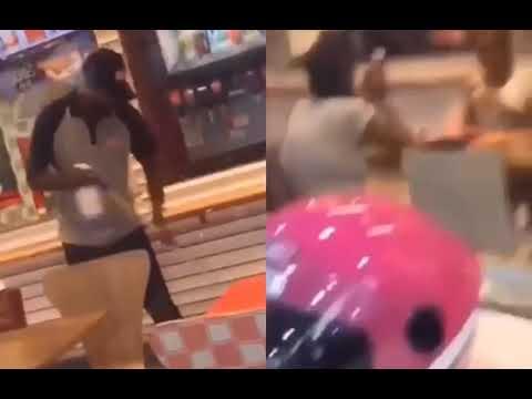 Jovens xingam funcionário de lanchonete e são acusadas de racismo