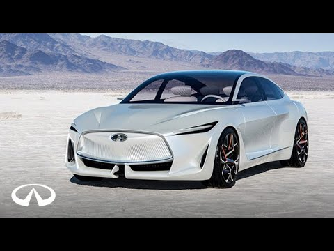 INFINITI Q Inspiration Concept represents the next step in INFINITI design