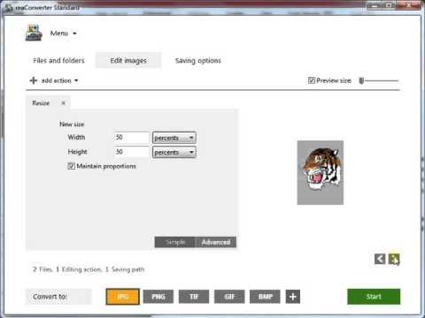 Convert XPS to PDF using reaConverter - YouTube