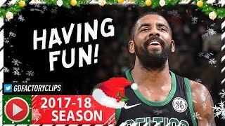 Kyrie Irving Full Highlights vs Bulls (2017.12.23) - 25 Pts, 7 Ast, NASTY!