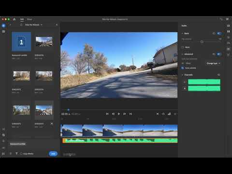 Sound issues with Adobe Premiere Rush