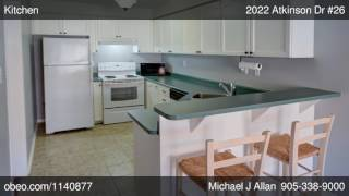 2022 Atkinson Dr 26 Burlington ON L7M4H6 - Michael J Allan thumbnail