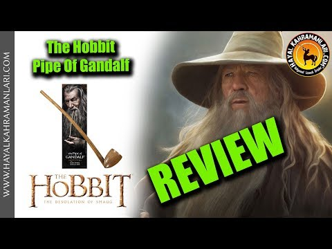 The Pipe Of Gandalf - Hobbit - Noble Collection | Review
