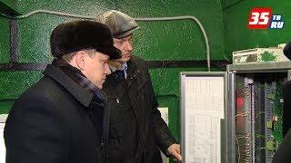 Антон Кольцов проинспектировал капремонты в домах Череповца