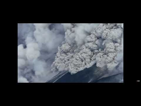 Eruption/Pyroclastic Flows