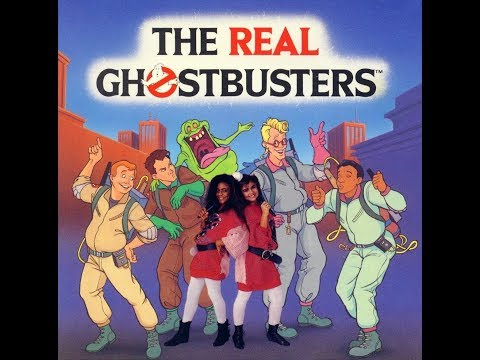 THE REAL GHOSTBUSTERS CARTOON ( BACKGROUND MUSIC)