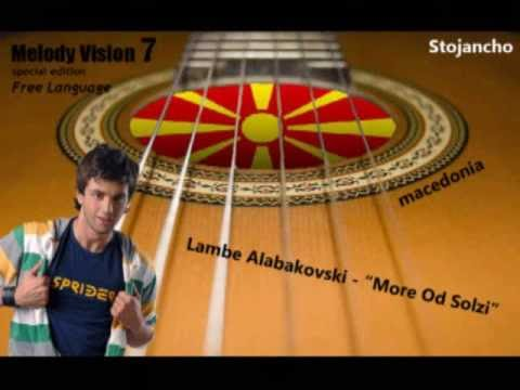MelodyVision 7 - MACEDONIA - Lambe Alabakovski -
