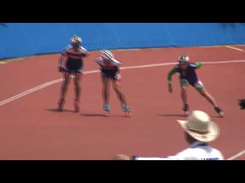 2016 KOREA Sport for All Festival in Seoul Inline Track Game MEN 1000M Final