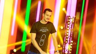 Emoțiile finalei l-au copleșit pe Mane Voicu, iar glumele lui nu le-a smuls niciun zâmbet juraților!