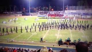 Upland Highland Regiment 2013 - Kennedy