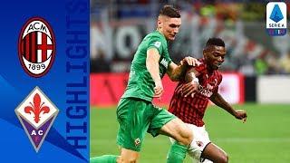 Milan 1-3 Fiorentina | Il Milan cade in casa contro la Viola | Serie A