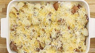 Easy Twice Baked Potatoes