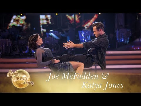 Joe and Katya Argentine Tango to 'Human'  Rag n' Bone Man  Strictly Come Dancing 2017
