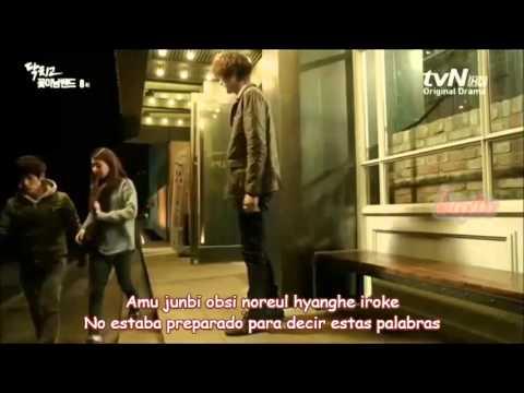 Today - (Sung Joon) - OST Shut Up Flower Boy Band - (Rom + Esp)