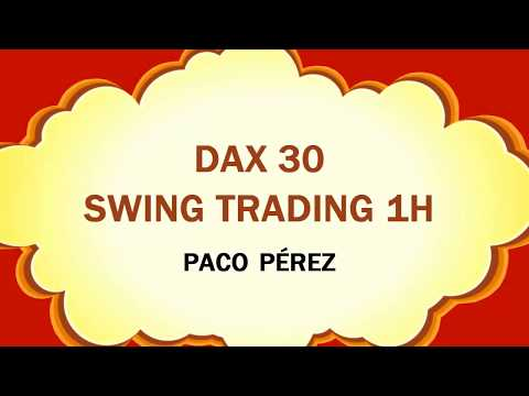Trading Dax 30 divergencias de volumen.
