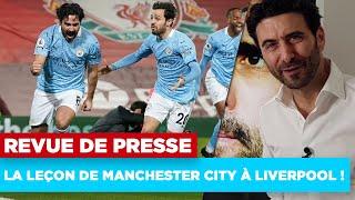 Manchester City, Liverpool, Messi... La Revue de Presse d'Alexandre Ruiz