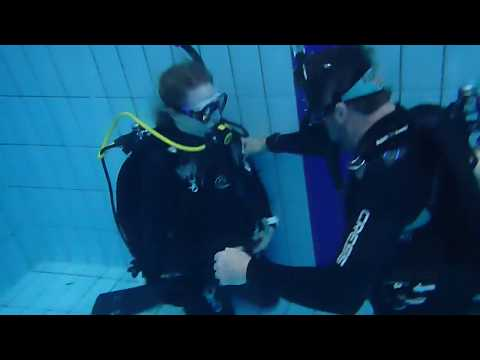 PADI Dive Master Course - Stress Test