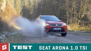 Seat Arona 1,0 TSI Xcellence  - TEST - GARAZ.TV- NEW ENG SUBTITLES
