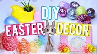 DIY Easter DECOR! | 2017