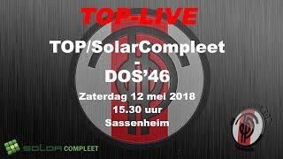 Ereklasse B: TOP/SolarCompleet tegen DOS'46