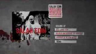 Salah Edin - Nederlands Grootste Nachtmerrie (CD + DVD, 2007
