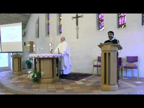 Catholic English  Mass in Sønderborg, Denmark