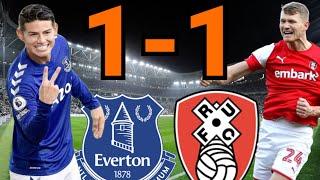 ไฮไลท์ฟุตบอล|เอฟเอคัพ|อังกฤษ||เอฟเวอร์ตัน vs ร็อตเธอร์แฮม