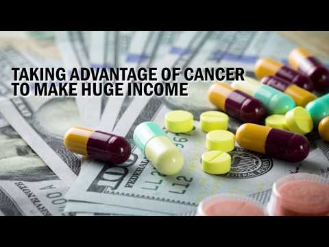 You might not Believe this!  CANCER is Not a DISEASE!  It's a BUSINESS