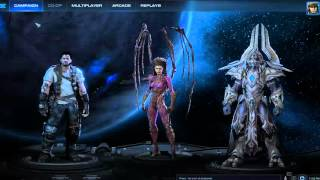 Starcraft 2 Legacy Void PC MEGA Español Latino ®