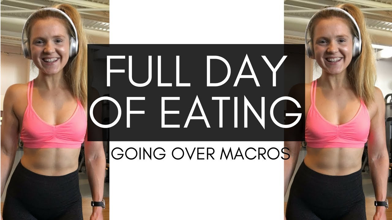 FULL DAY OF EATING | Intermittent Fasting + Morning Workouts? 300g Carbs