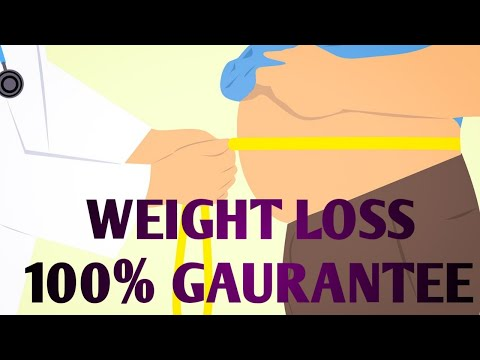 How to lose weight fast at home (Easy Tips)
