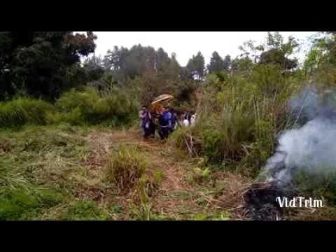 Prosesi pemakaman sang legendaris lagu kerinci/sungai penuh ZAL ANEN bag 1