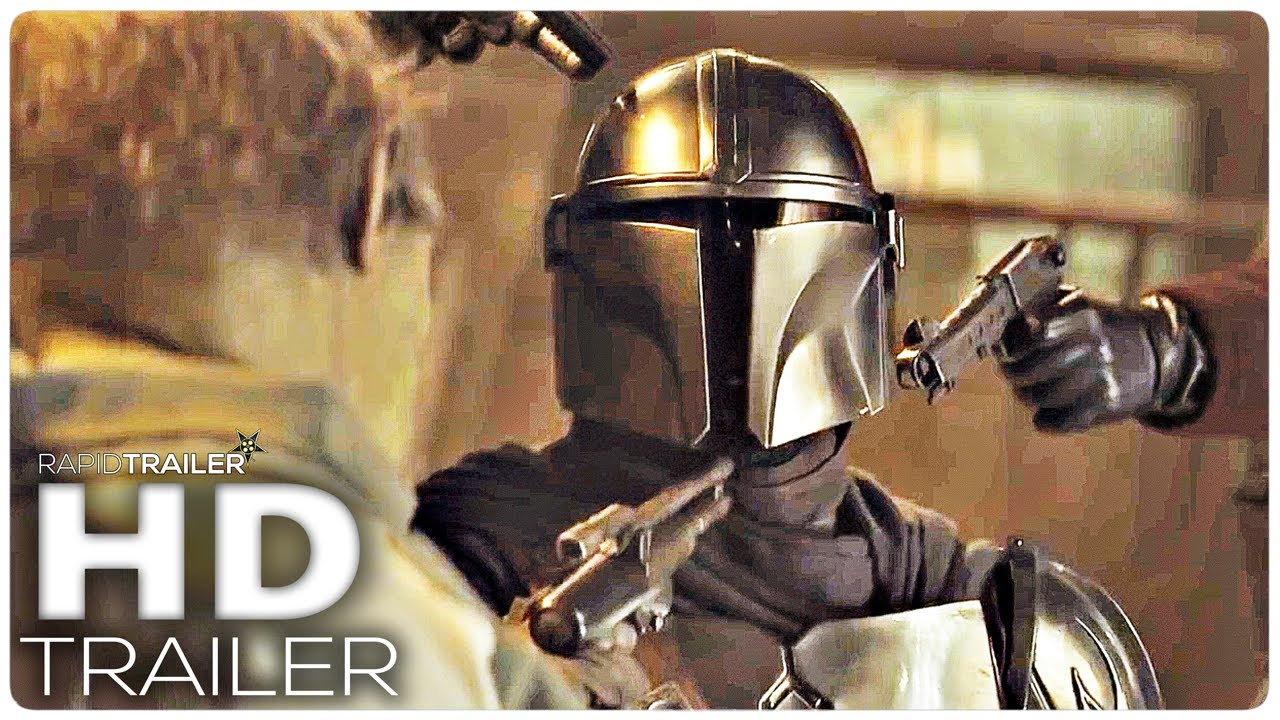 THE MANDALORIAN Season 2 Trailer #2 (2020) Star Wars, Sci-Fi Series HD