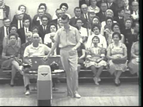Championship Bowling: Dick Downey vs Pat Patterson 1963