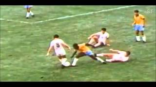 Pelé *The King of Football* Best Dribbling Skills & Goals - VOL.1