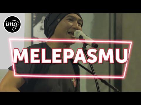MELEPASMU - DRIVE LIVE COVER BY ANJI #INDOMUSIKDAY