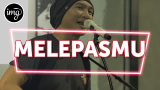 Download lagu MELEPASMU - DRIVE LIVE COVER BY ANJI #INDOMUSIKDAY
