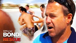 Download Video Bondi Lifeguards bring young girl back to life | Bondi Rescue MP3 3GP MP4