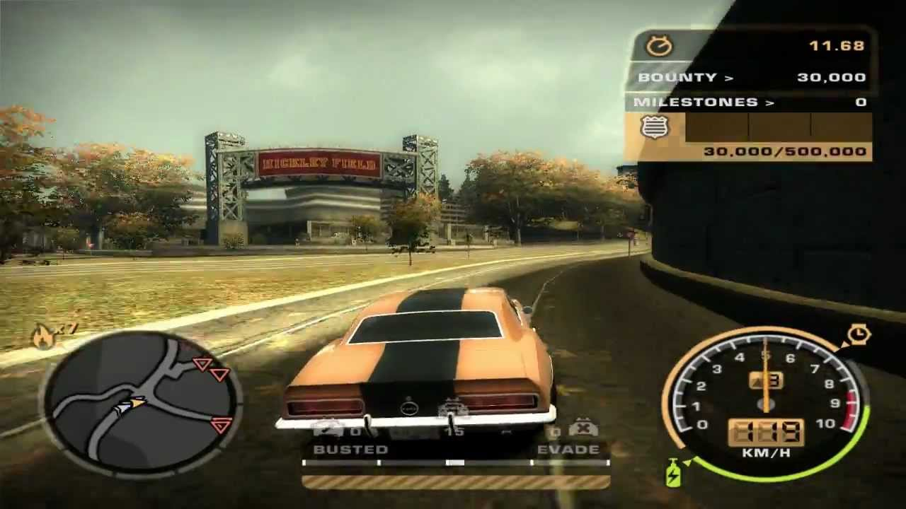 Need For Speed: Most Wanted (2005) - (Final) Black Edition ...