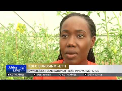 Women turn to smart agriculture to put food on the table