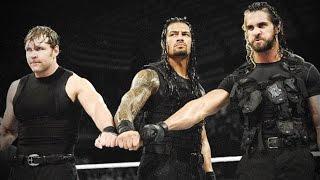 the shield is back triple power bomb to aj styles wwe survivor series 2016   wwe fan nation