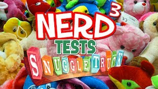 Nerd³ Tests... Snuggle Truck - A Weird One