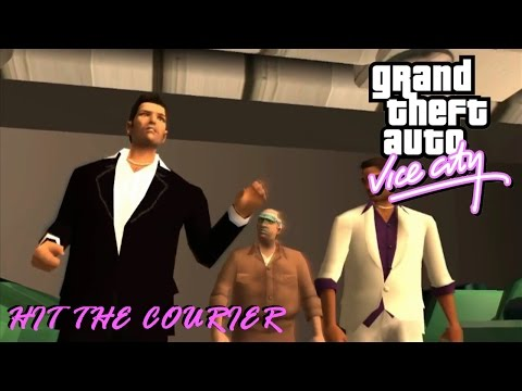"GTA Vice City Walkthrough HD - Mission 59 "" Hit The Courier """