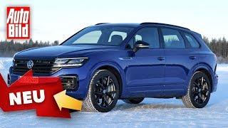 VW Touareg R (2020): Neuvorstellung - Motor - Hybrid - SUV - Infos