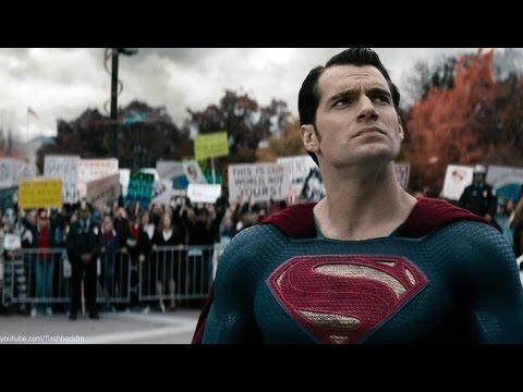 Batman v Superman - Superman at Capitol [Ultimate edition]