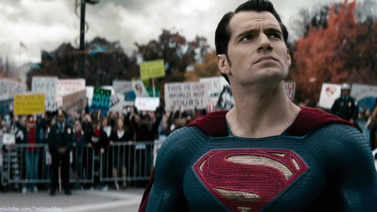 Superman At Capitol [Ultimate Edition