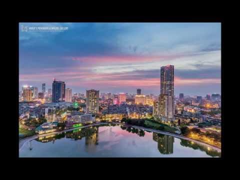 vietnam Hanoi city  2017