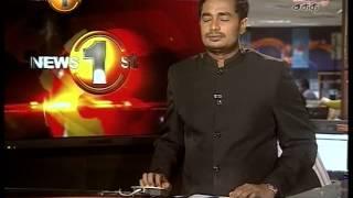 News 1st Prime time 8PM  Shakthi TV news 24th June 2015