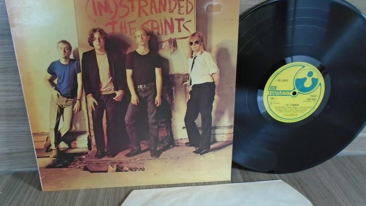 The Saints I M Stranded Full Album 1977 Youtube