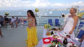 Черное море -Дагомыс. Танец живота Сочи.Танец живота в Саратове Аннет.